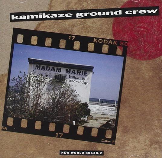 Madam Marie's Temple... - CD Audio di Kamikaze Ground Crew