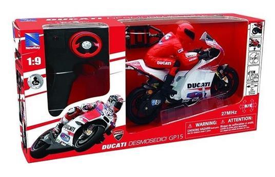 New Ray 88815 1:9 RC Ducati Desmosedici Dovizioso 4