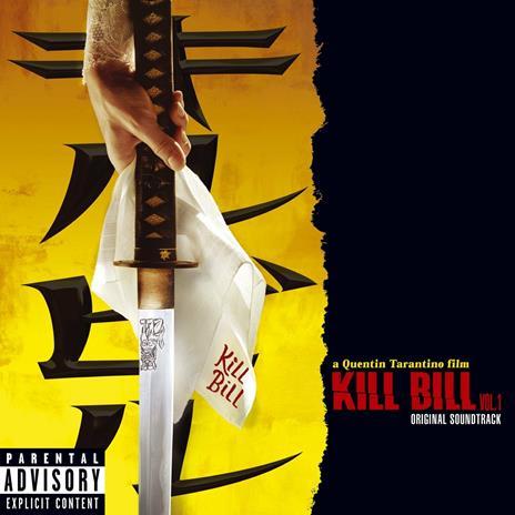 Kill Bill vol.1 (Colonna sonora) - CD Audio