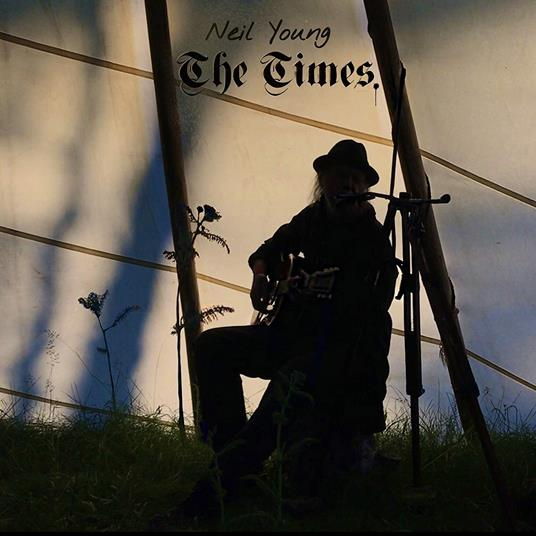 The Times - CD Audio di Neil Young
