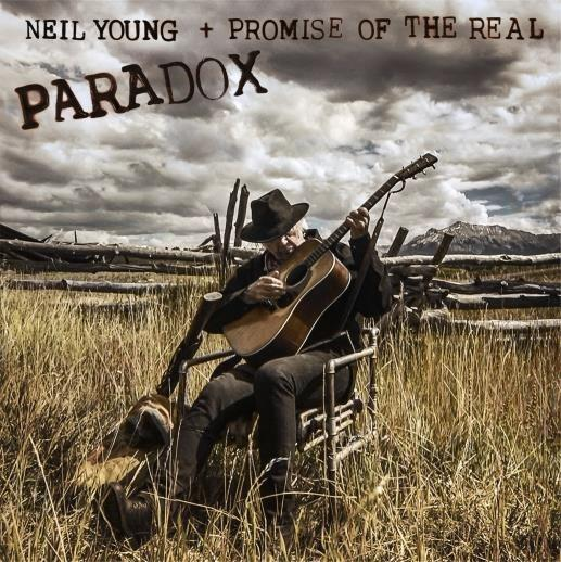 Paradox (Colonna sonora) - CD Audio di Neil Young,Promise