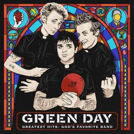 Greatest Hits. God's Favorite Band - CD Audio di Green Day