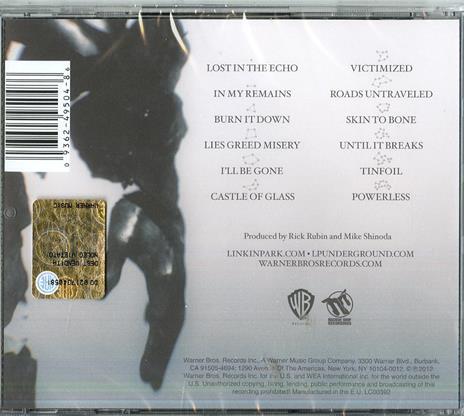 Living Things - CD Audio di Linkin Park - 2