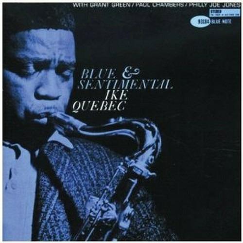 Blue and Sentimental (Rudy Van Gelder) - CD Audio di Ike Quebec