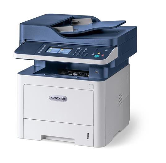 Xerox WorkCentre WC 3335 A4 33 ppm Copia/Stampa/Scansione/Fax fronte/retro WiFi PS3 PCL5e/6 ADF 2 vassoi 300 fogli
