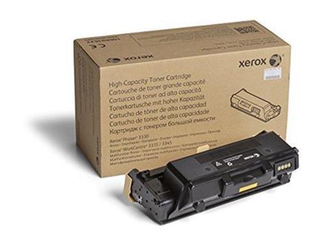 Xerox Cartuccia toner Nero da 8500 pagine per Phaser 3330 / WorkCentre 3300 Series (106R03622) - 2