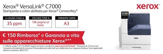 Xerox Cartuccia toner Ciano da 10.100 pagine per VersaLink C7000 (106R03760) - 2