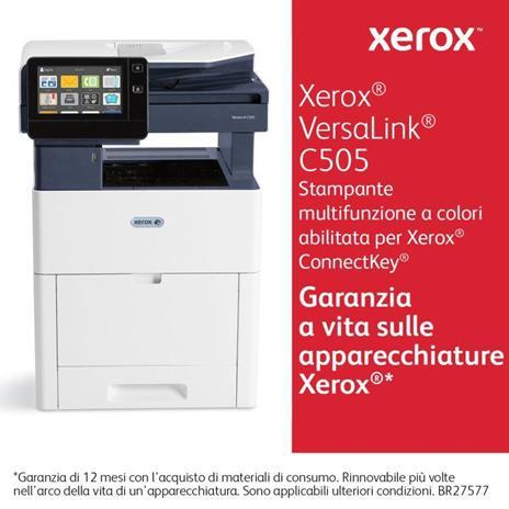 Xerox Cartuccia toner Ciano da 9.000 pagine per VersaLink C500 / C505 (106R03873) - 2