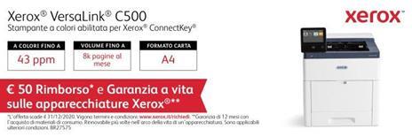 Xerox Cartuccia toner Ciano da 9.000 pagine per VersaLink C500 / C505 (106R03873) - 5