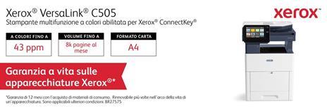 Xerox Cartuccia toner Magenta da 9.000 pagine per VersaLink C500 / C505 (106R03874) - 2