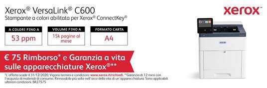 Xerox Cartuccia toner Ciano da 16.800 pagine per VersaLink C600 (106R03920) - 2