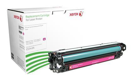 Xerox Cartuccia toner magenta. Equivalente a HP CE343A. Compatibile con HP Colour LaserJet M775