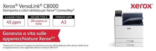 Xerox Cartuccia toner Giallo a Standard da 7.600 pagine per VersaLink C8000 / C8000W (106R04040) - 2