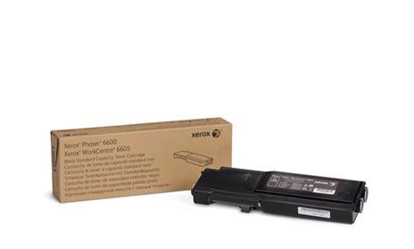 Xerox Cartuccia toner Nero a Standard da 3.000 pagine per Phaser 6600 / WorkCentre 6605 (106R02248)