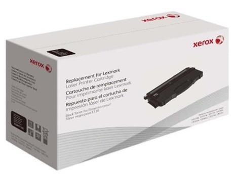 Xerox Cartuccia toner nero. Equivalente a Lexmark E260A21E, E260A11E
