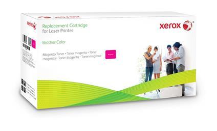 Xerox Cartuccia toner magenta. Equivalente a Brother TN325M. Compatibile con Brother DPC-9055, DPC-9270/9270CDN, HL-4140/4140CN, 4570/4570CDW/4570CDWT, MFC-9460/9460CDN, 9970/9970CDW