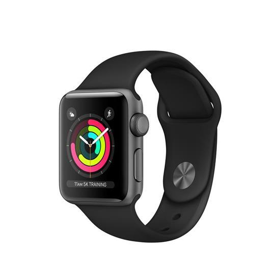 Apple Watch Series 3 OLED 38 mm Grigio GPS (satellitare)