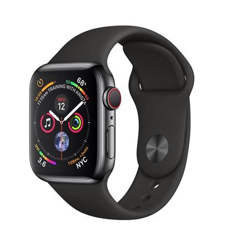 Apple Watch Series 4 OLED 40 mm Nero 4G GPS (satellitare)