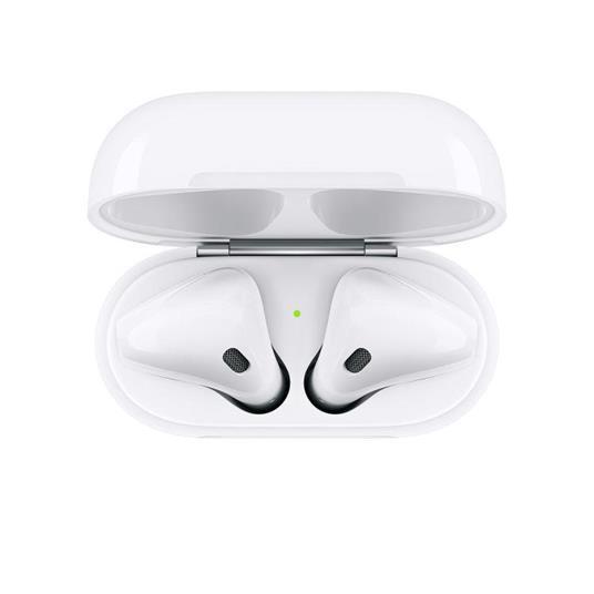 Apple AirPods con custodia di ricarica - 4