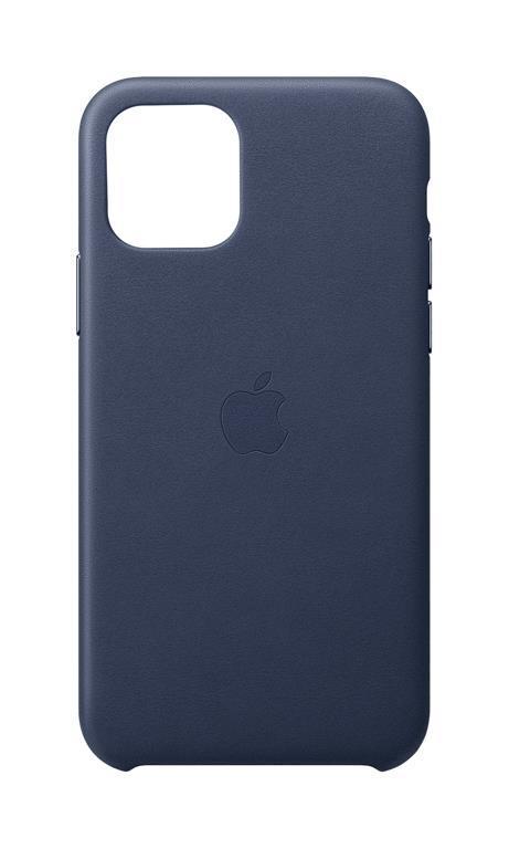 Apple Custodia in pelle per iPhone 11 Pro - Blu notte