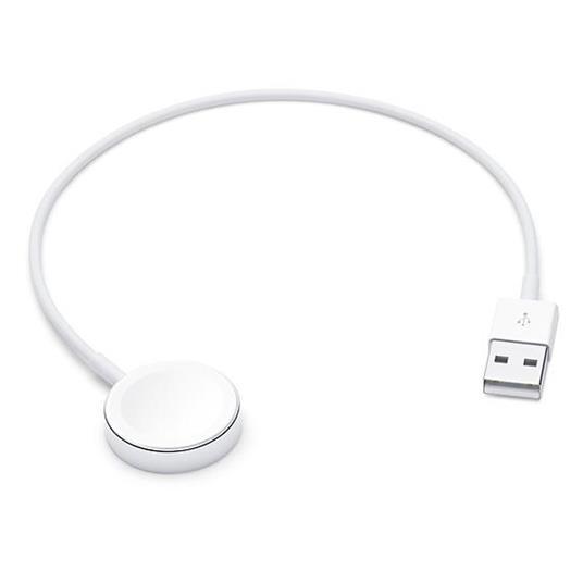 Apple MX2G2ZM/A accessorio per smartwatch Cavo di carica Bianco