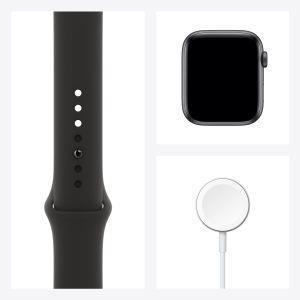 Apple Watch SE OLED 44 mm Grigio GPS (satellitare) - 5
