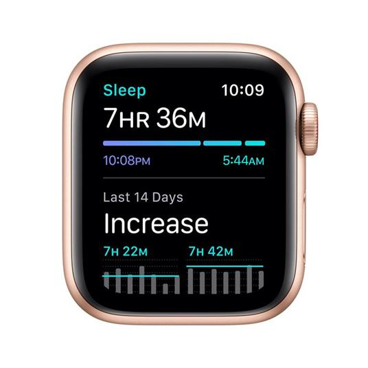 Apple Watch SE OLED 40 mm Oro 4G GPS (satellitare) - 2