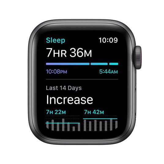 Apple Watch SE Nike OLED 40 mm Grigio 4G GPS (satellitare) - 2