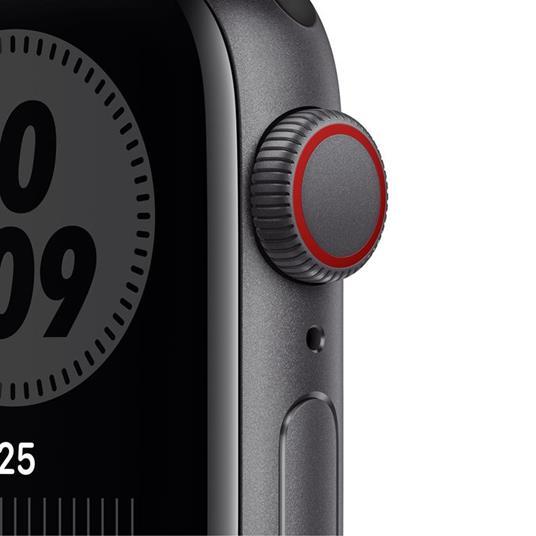 Apple Watch SE Nike OLED 40 mm Grigio 4G GPS (satellitare) - 7