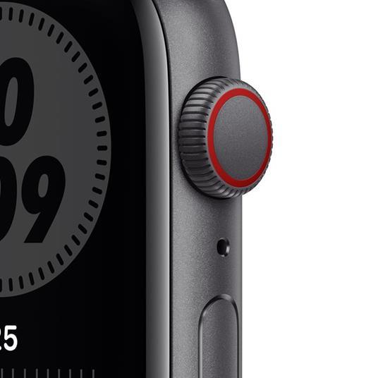 Apple Watch SE Nike OLED 44 mm Grigio 4G GPS (satellitare) - 7