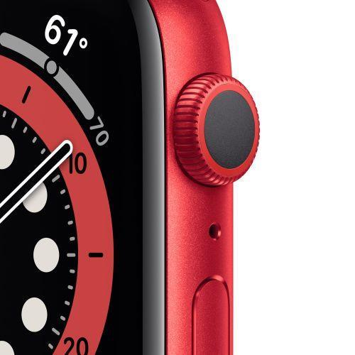 Apple Watch Serie 6 GPS, 44mm in alluminio PRODUCT(RED) con cinturino Sport PRODUCT(RED) - 6
