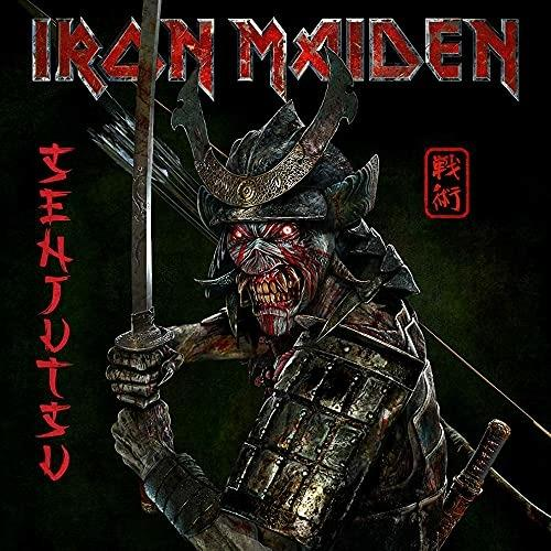 Senjutsu (Deluxe Heavyweight 180 gr. Triple Black Vinyl) - Vinile LP di Iron Maiden - 2