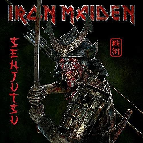 Senjutsu (Deluxe Heavyweight 180 gr. Triple Black Vinyl) - Vinile LP di Iron Maiden