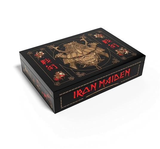 Senjutsu (Super Deluxe Box Set Edition) - CD Audio + Blu-ray di Iron Maiden