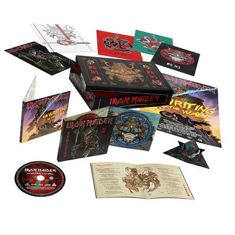 Senjutsu (Super Deluxe Box Set Edition) - CD Audio + Blu-ray di Iron Maiden - 2