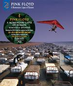 A Momentary Lapse of Reason (Remixed & Updated) (CD Audio + Blu-ray)