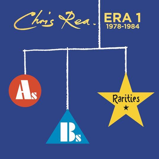 Era 1 - CD Audio di Chris Rea