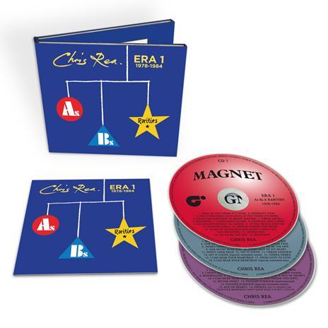 Era 1 - CD Audio di Chris Rea - 2