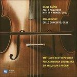 Concerto per violoncello n.1 in La minore op.33 / Concerto per violoncello op.66