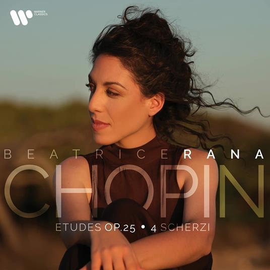 Studi op.25 - 4 Scherzi - Vinile LP di Frederic Chopin,Beatrice Rana