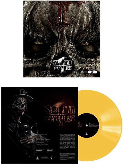 Death U.S.B - Vinile LP di Salmo