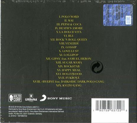 La dolce vita (Digipack) - CD Audio di Danien & Theo - 2