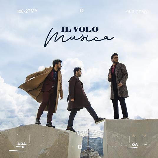 Musica (Sanremo 2019) - CD Audio di Il Volo