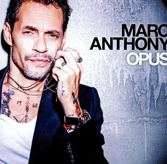 Opus (International Version) - CD Audio di Marc Anthony