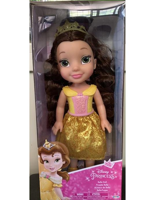 Disney Pricess Bambola Toddler Belle