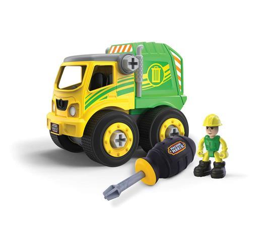Nikko Mezzi di Soccorso da Costruire Camion Rifiuti