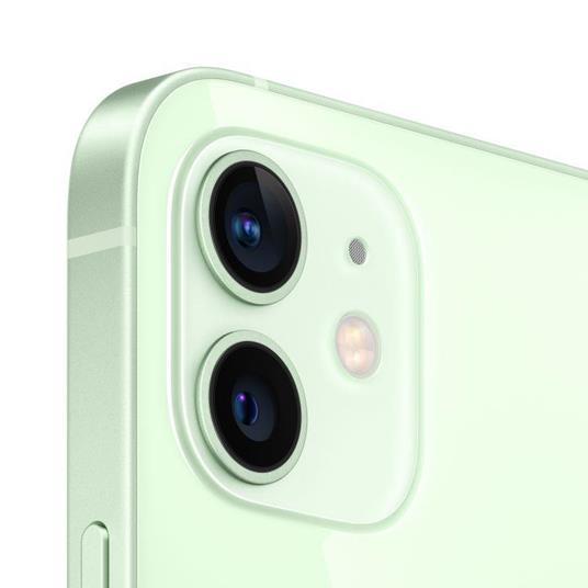 """Apple iPhone 12 15,5 cm (6.1"""") Doppia SIM iOS 14 5G 128 GB Verde - 3"""