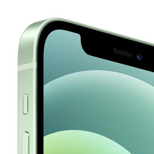 """Apple iPhone 12 15,5 cm (6.1"""") Doppia SIM iOS 14 5G 128 GB Verde - 4"""