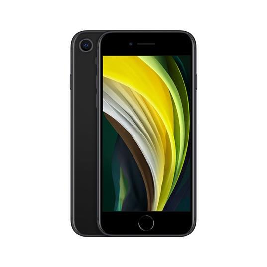 """Apple iPhone SE 11,9 cm (4.7"""") 64 GB Dual SIM ibrida 4G Nero iOS 14"""