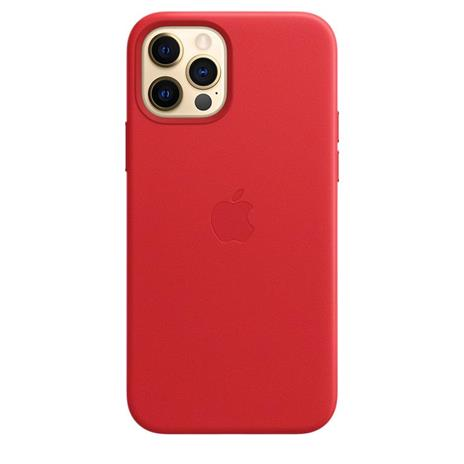 Apple Custodia MagSafe in pelle per iPhone 12   12 Pro - (PRODUCT)RED - 4